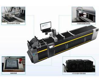 全自动UV喷码机