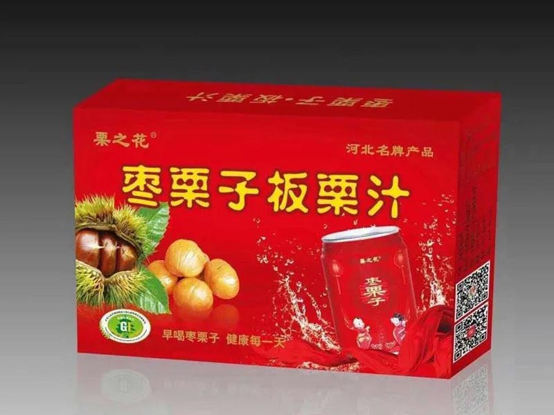 枣栗子包装箱