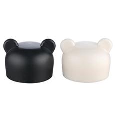 熊猫头杯盖