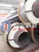 钢套管蒸汽保温管
