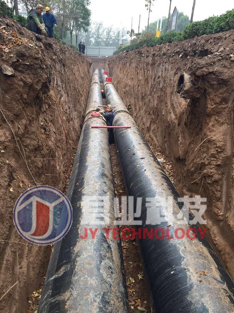 淄博热力公司集中供热管网工程