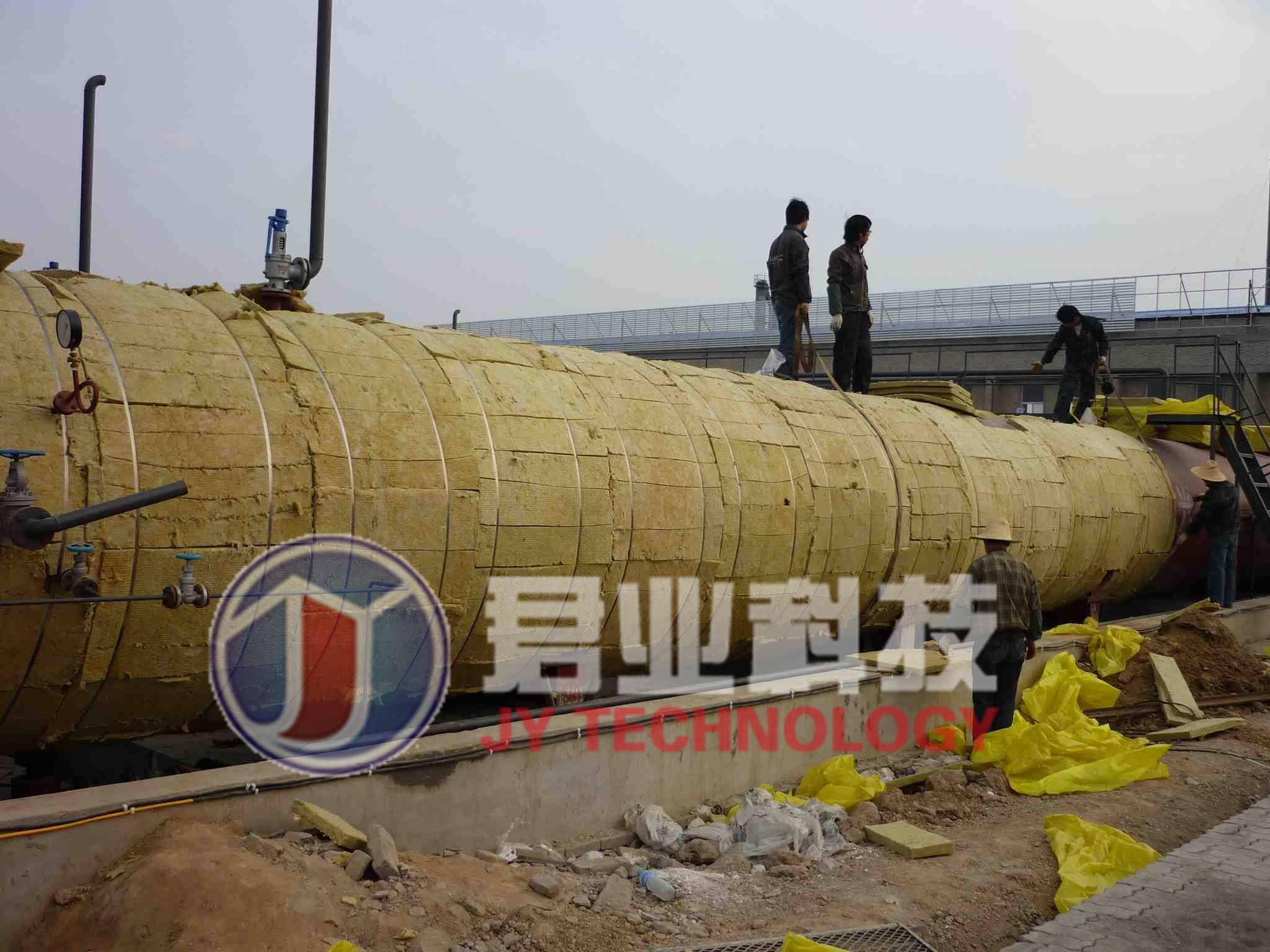 吉林3305兵工厂施工