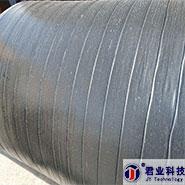 钢套钢蒸汽保温管抛丸除锈工艺