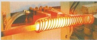 U型螺栓热镦加热设备