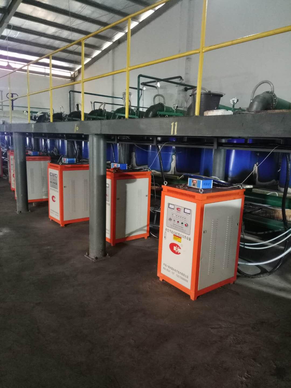 全自动电磁加热环保式炼油设备