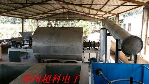 重庆卧式旋转连续裂解炼油设备
