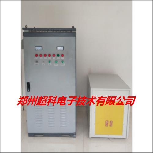 超音频感应加热机对曲轴进行回火热处理