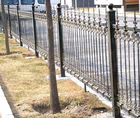 铁艺围栏厂家