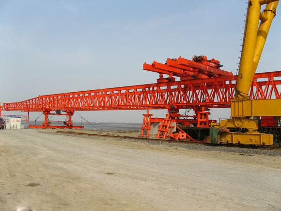 高速公路架桥机之架桥机安装