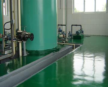 环氧树脂地坪漆施工