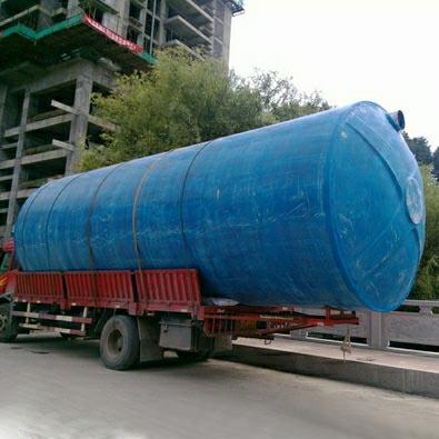 贵州玻璃钢化粪池