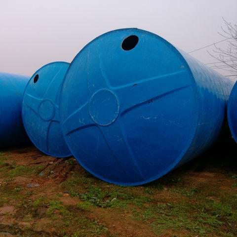贵州玻璃钢化粪池安装