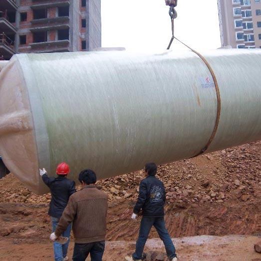 贵州玻璃钢化粪池价格