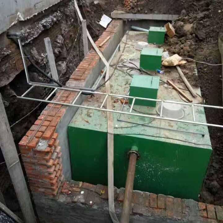 玻璃钢污水处理装置