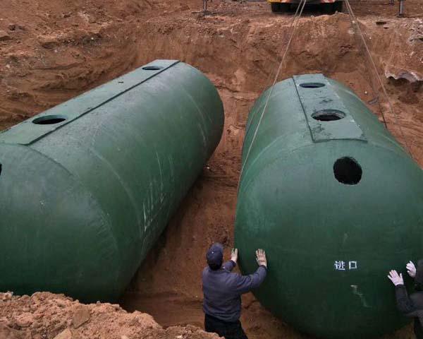 贵州整体式商砼化粪池