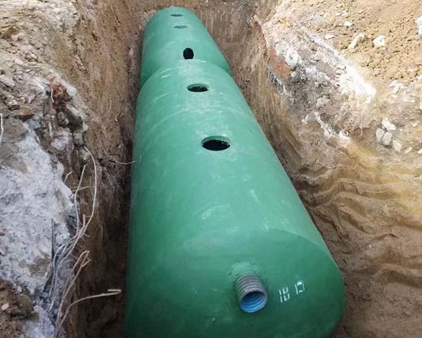 钢筋水泥蓄水池