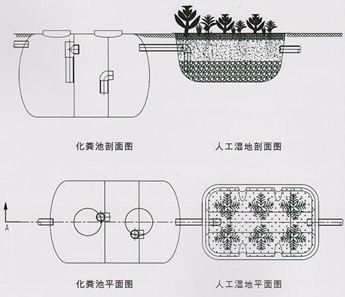 人工湿地污水处理