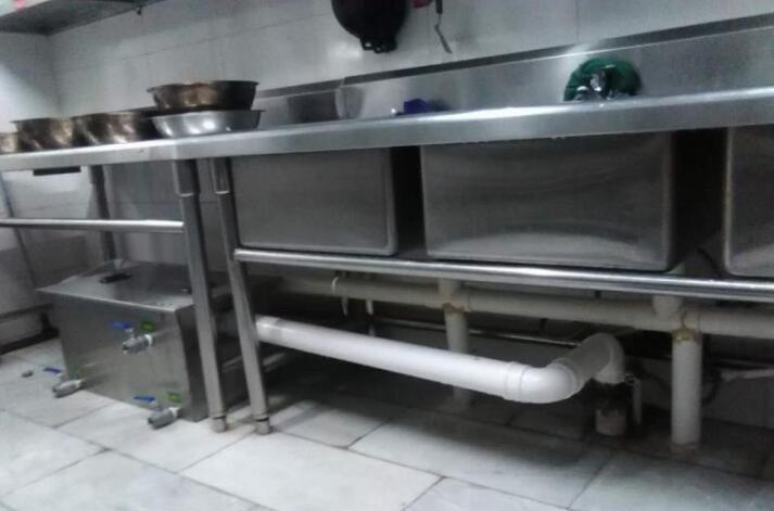酒店餐饮隔油器