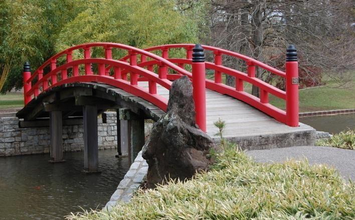 贵阳防腐木桥梁