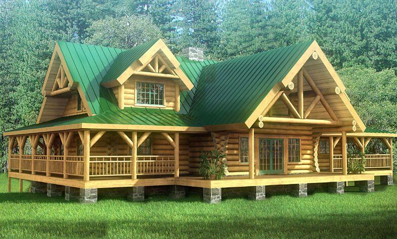 兴义防腐木木屋