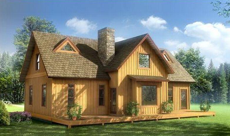 凯里防腐木木屋