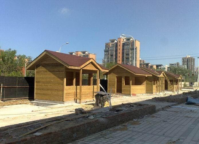 贵州防腐木木屋