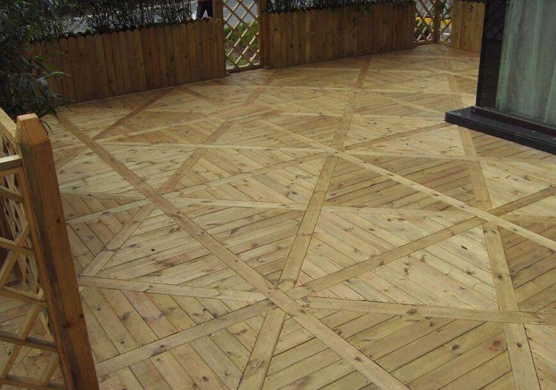 兴义防腐木地板