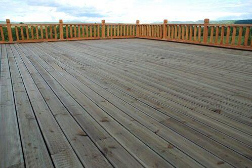 遵义防腐木地板