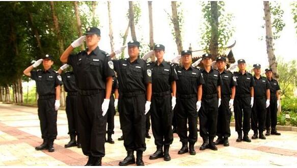 重庆江北保安公司