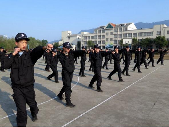 重庆学校保安