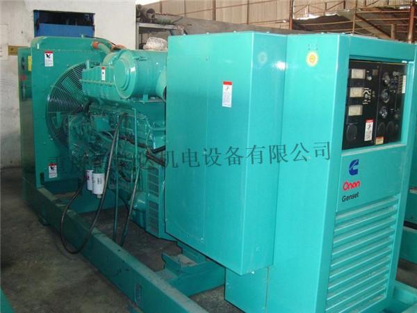 重庆发电机回收报价