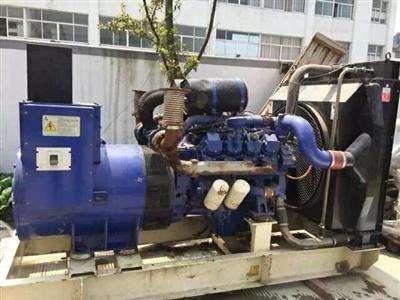 云南废旧发电机回收