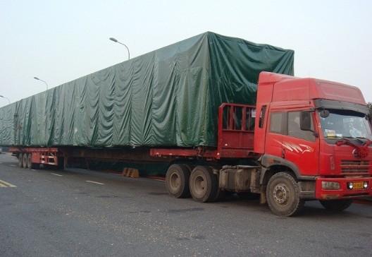 贵阳挖掘机大件运输公司