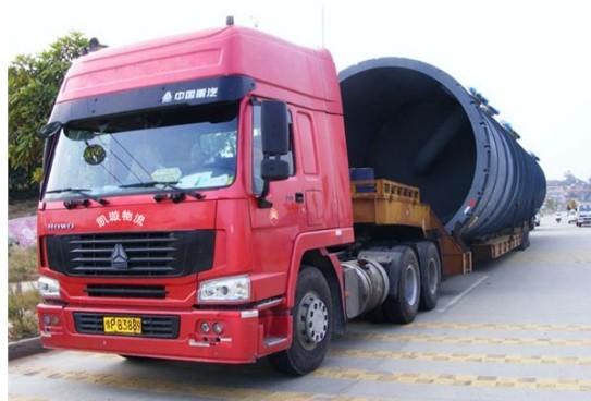 贵州大件挖掘机运输