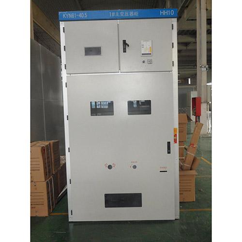 KYN61—40.5铠装移开式交流金属封闭开关设备