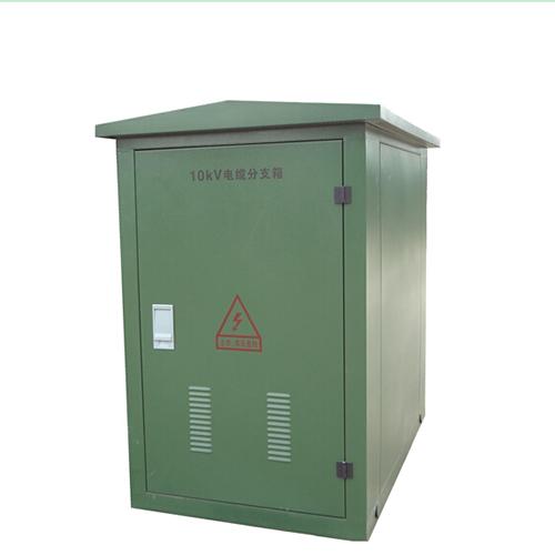 DFW□-24 系列高压交流金属封闭电缆分接开关设备