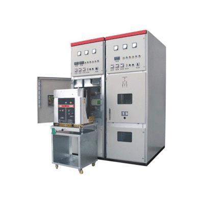 KYN28-12鎧裝移開式高壓交流金屬封閉開關設備