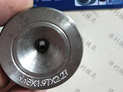 聚晶异型拉丝模具
