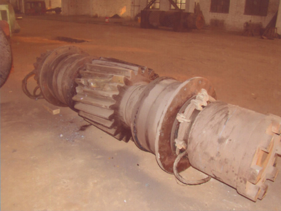唐山齿轮修复厂家