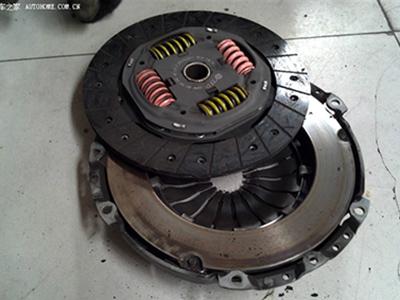 离合器从动盘