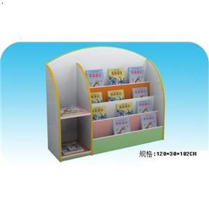 幼儿园书架