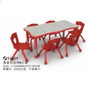 鄂州专业产品,专业服务,高品质幼儿园桌椅供应
