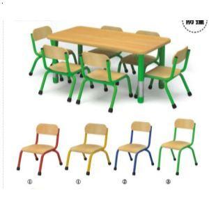 供应�q�儿园桌�? width=