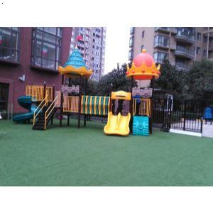 湖北武汉高端幼儿园室外大型工程塑料滑梯
