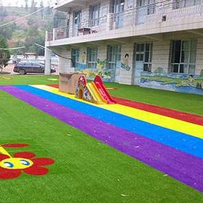 武汉幼儿园草坪