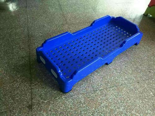 武汉�q�儿园塑料床批发