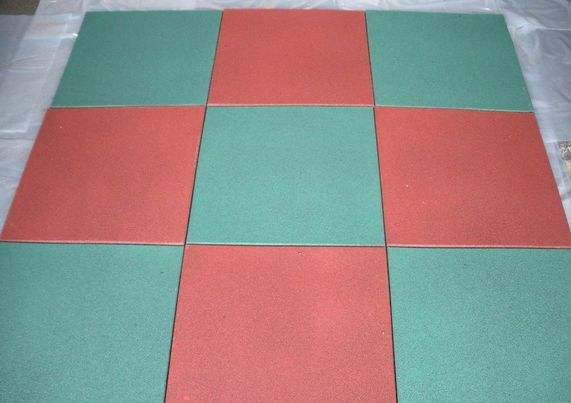 幼儿园室外地垫