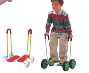 幼儿滑板车