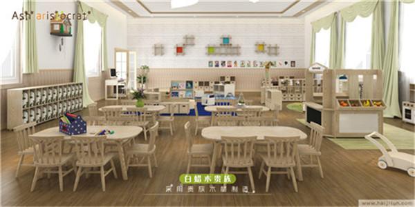 武汉幼儿园区角活动设计