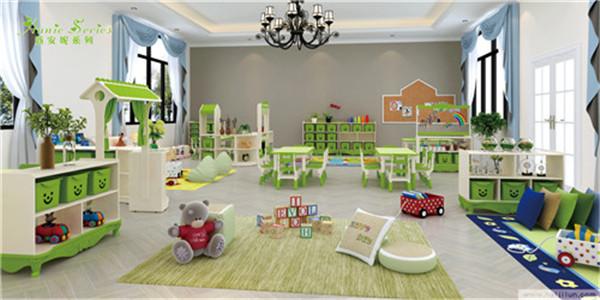 武汉幼儿园活动区角设计